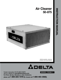 To view the document Delta 50-875 Type II Instruction Manual