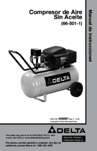 To view the document Delta (66-501-1) User Manual